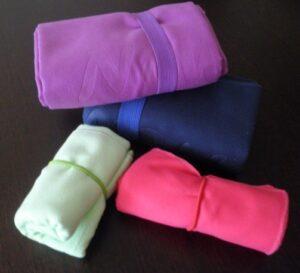 Toallas de secado rapido