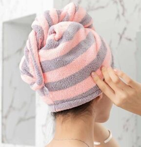 mejor toalla secapelo o turbante
