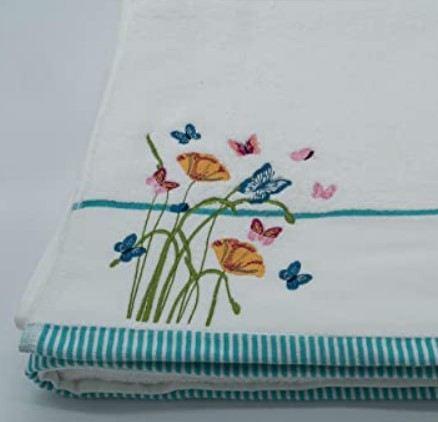mejores toallas bordadas